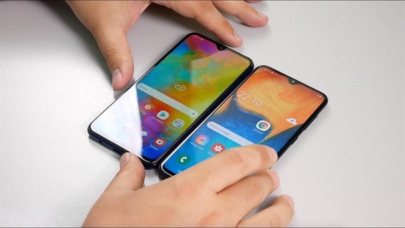 Rò rỉ đầy đủ cấu hình của Samsung Galaxy A20s:  Exynos 7884, RAM 4GB, 3 camera