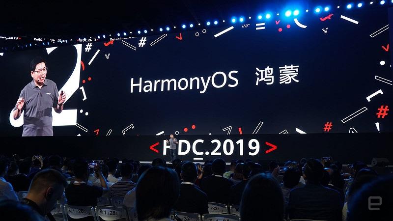 Giám đốc của Huawei cho biết Harmony OS sẽ được cài trên smartwatch, laptop