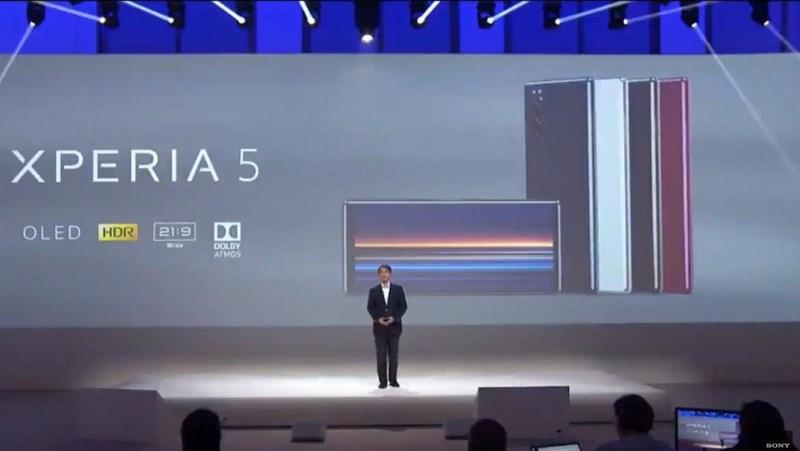 Sony Xperia 5 có thể là tên gọi của một flagship nhỏ gọn