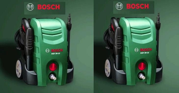 Máy rửa xe Bosch