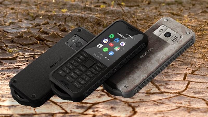 IFA 2019: Nokia 800 Tough sẽ ra mắt, kế thừa Nokia 3310