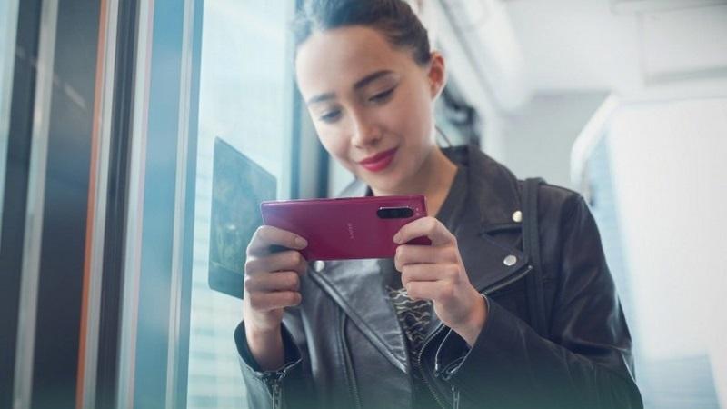IFA 2019: Sony Xperia 5 trình làng, là phiên bản nhỏ gọn hơn của Xperia 1