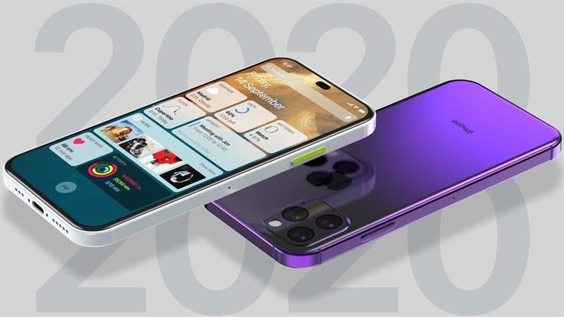Bloomberg: iPhone tích hợp cả Face ID và Touch ID sẽ ra mắt trong năm 2021