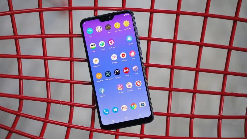 Smartphone ASUS giảm giá