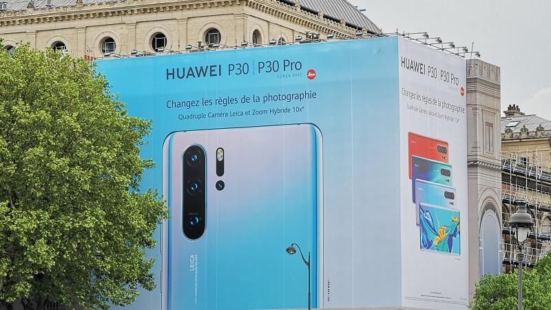 Dòng Huawei P30 đạt doanh số 16.5 triệu chiếc sau 6 tháng bán ra