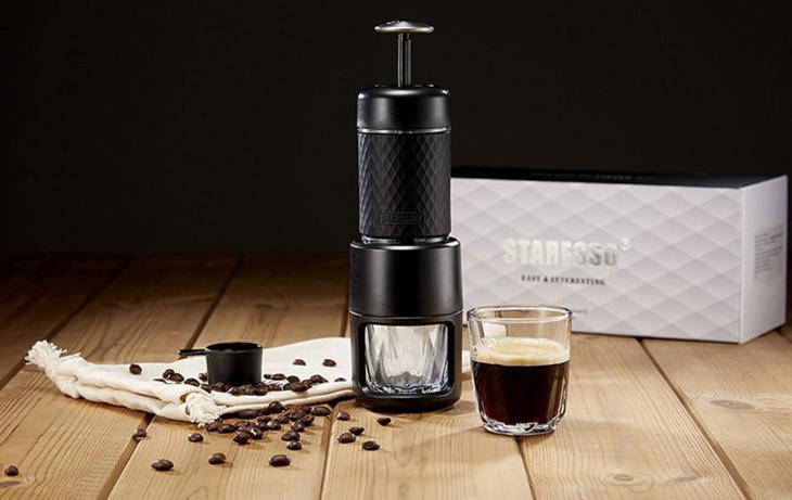Máy pha cà phê STARESSO