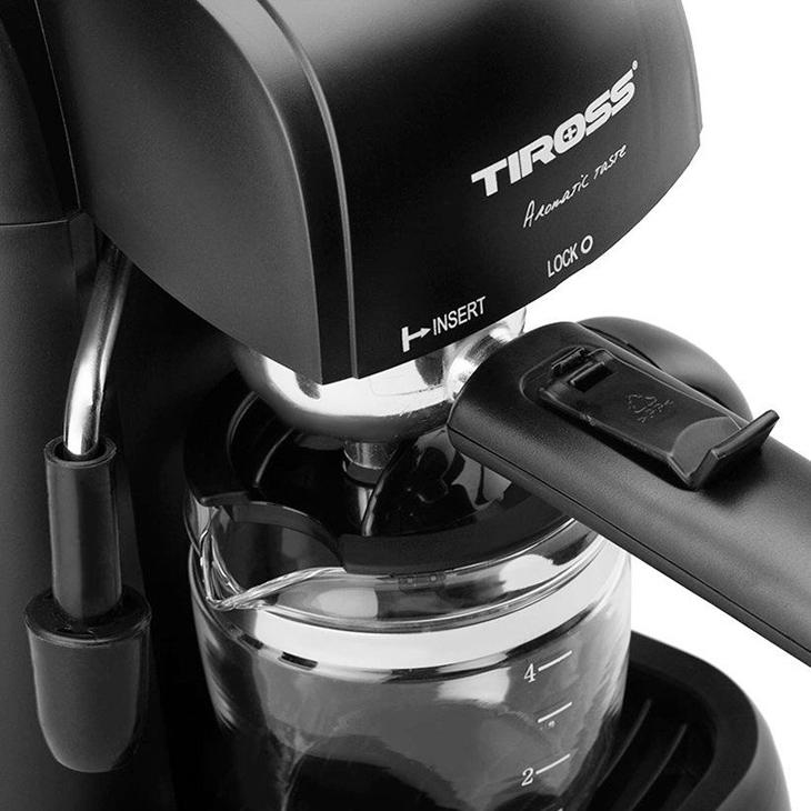 Máy pha cà phê Tiross TS620 800W