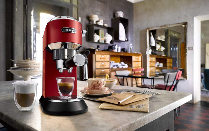 Máy Espresso Delonghi EC685.R
