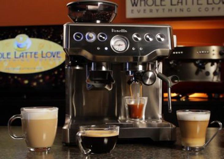 Máy pha cà phê Breville BES840XL/A