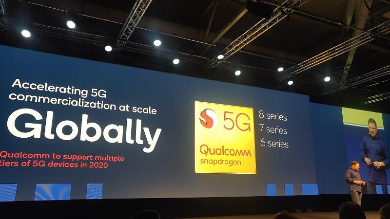 OPPO sẽ là hãng đầu tiên bán smartphone chạy Snapdragon 700 Series 5G