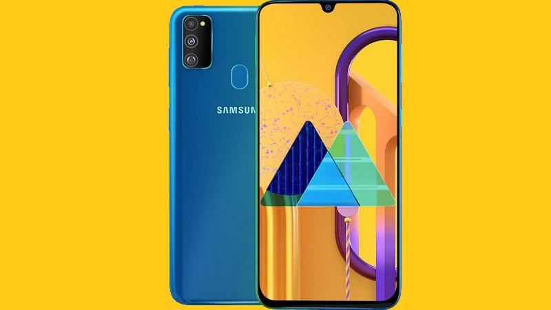Samsung Galaxy M30s lộ cấu hình trước ngày ra mắt
