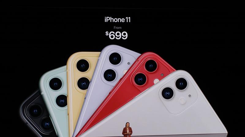 iPhone 11 có giá khởi điểm là 699 USD tuy nhiên tại Worldphone nó có mức giá ưu đãi hơn nhiều