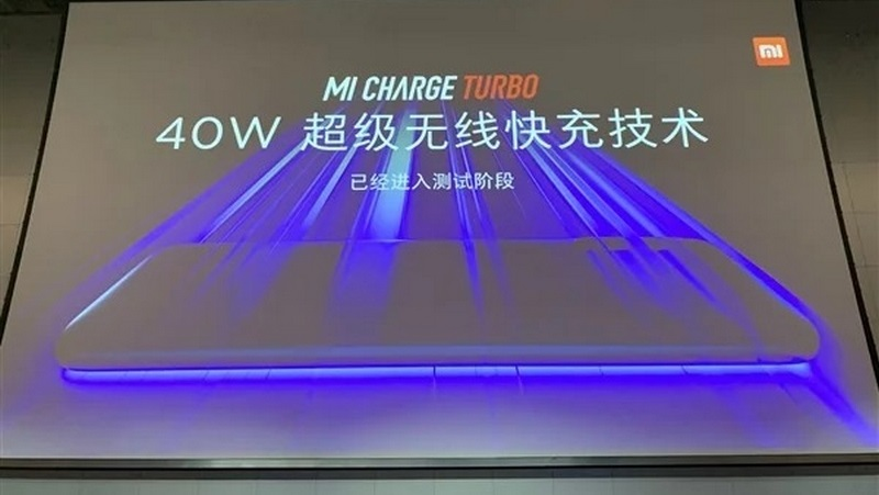 Xiaomi đang thử nghiệm sạc không dây 40W cho smartphone