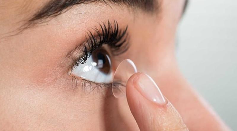 Các ưu điểm khi dùng kính áp tròng