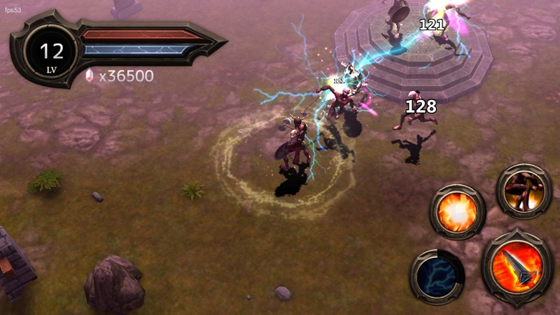 Hình ảnh trong game Blood Aerna