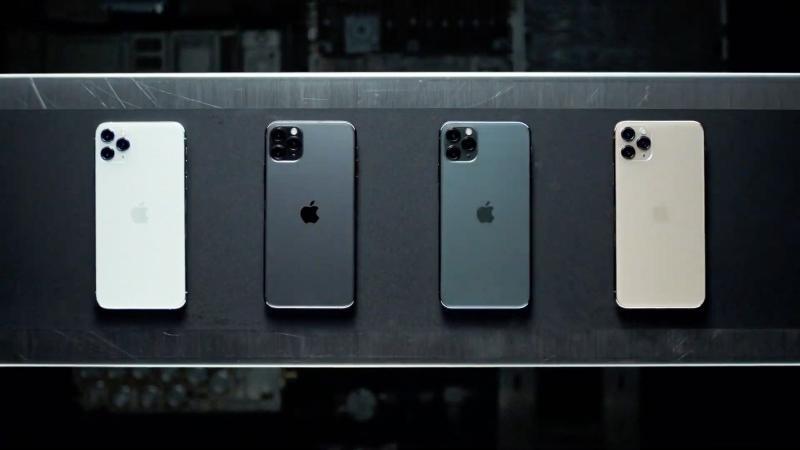Gần 7000 lượt cọc iPhone 11