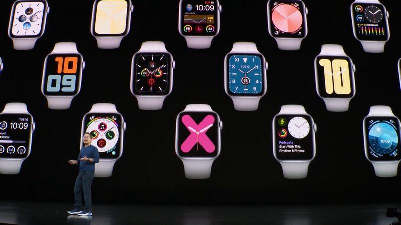 Apple Watch Series 5 ra mắt với Always-On Retina Display, nhiều nâng cấp, giá không đổi