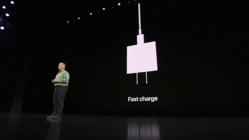 iPhone 11 Pro và iPhone 11 Pro Max sẽ có bộ sạc nhanh 18W trong hộp đựng