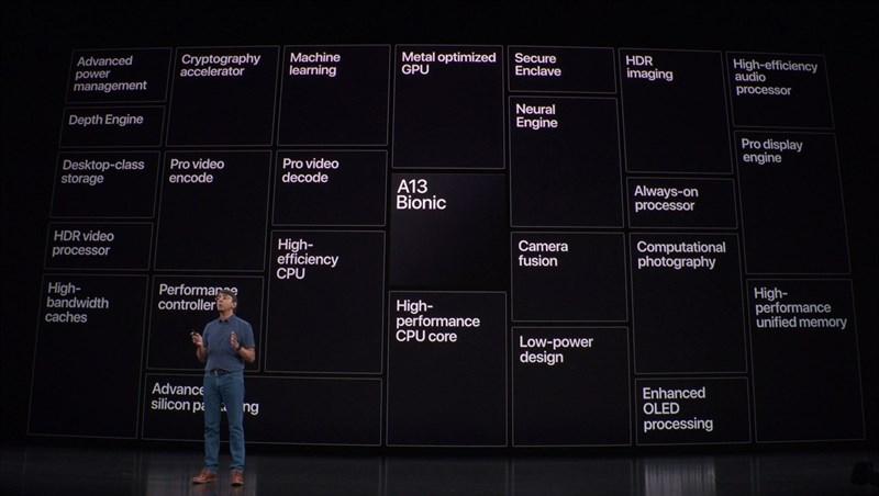 Apple A13 Bionic hay Snapdragon Qualcomm 855+ vi xử lý nào mạnh hơn? - ảnh 5