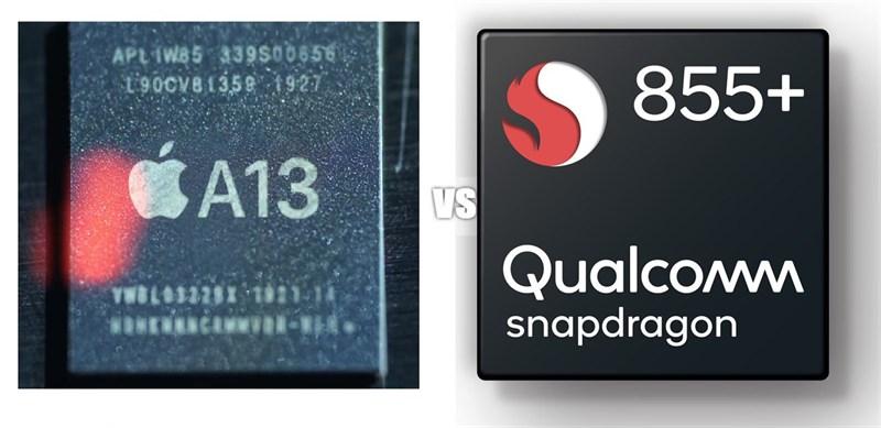Apple A13 Bionic hay Snapdragon Qualcomm 855+ vi xử lý nào mạnh hơn? - ảnh 2