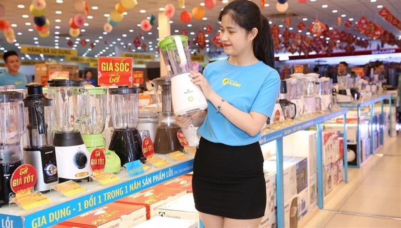 Điện Máy Xanh khai trương hàng chục siêu thị mới tại TP Hồ Chí Minh trước thềm Tết 2020