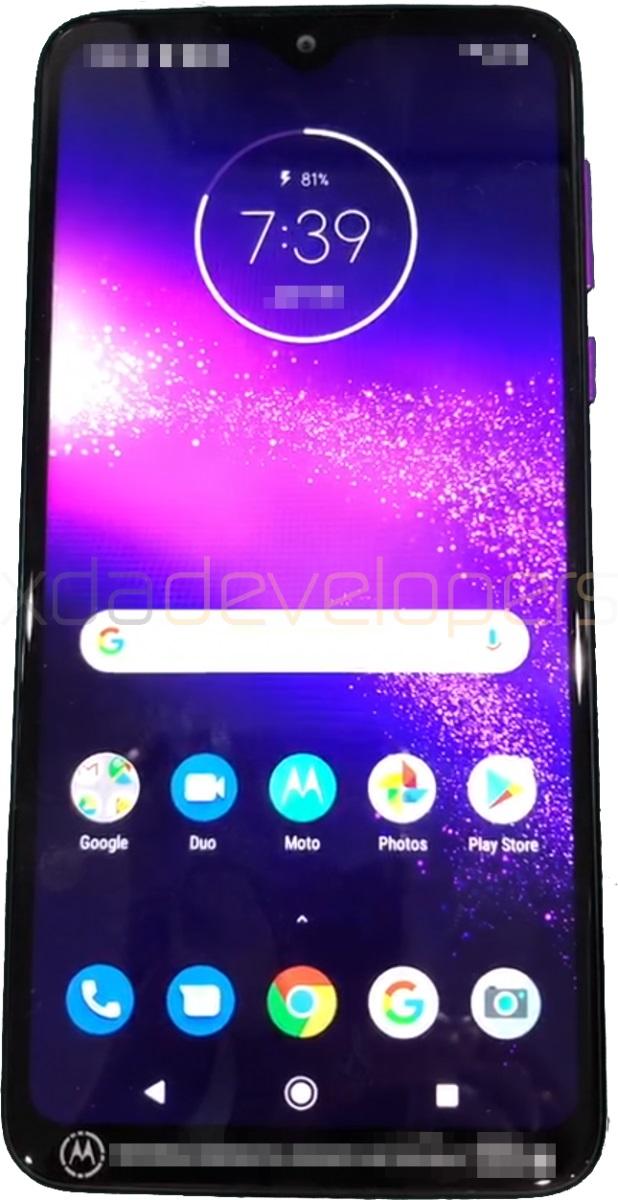 Motorola One Macro lộ cấu hình và ảnh thực tế - ảnh 2