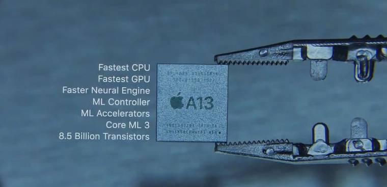 Chi tiết về chip Apple A13 Bionic mới nhất trên các dòng iPhone 11