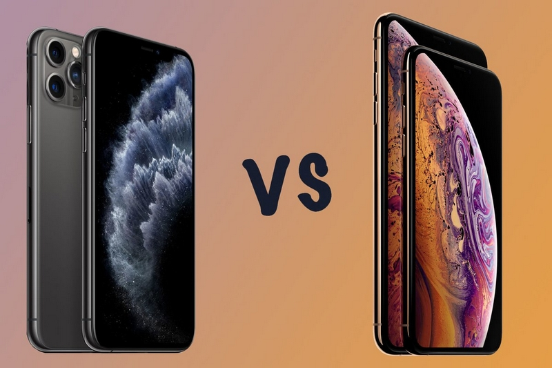 so sánh iPhone