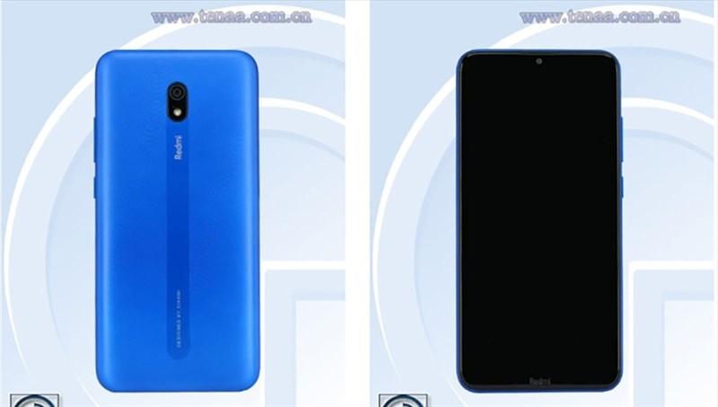 Smartphone giá rẻ Redmi 8A có màn hình lớn, pin 5.000 mAh