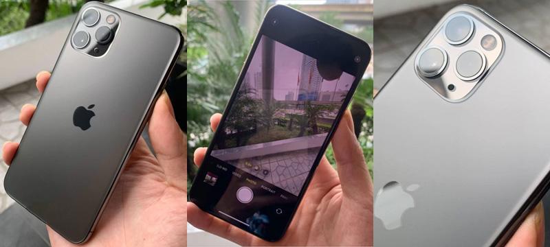 iPhone 11 Pro đầu tiên tại Việt Nam