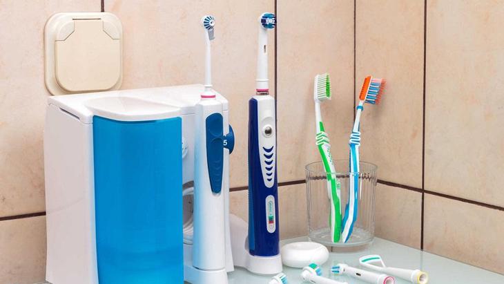 Sạc bàn chải đánh răng điện