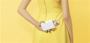 Xiaomi ra mắt máy in bỏ túi Mi Pocket Photo, chụp ảnh lấy liền, giá 977 ngàn đồng