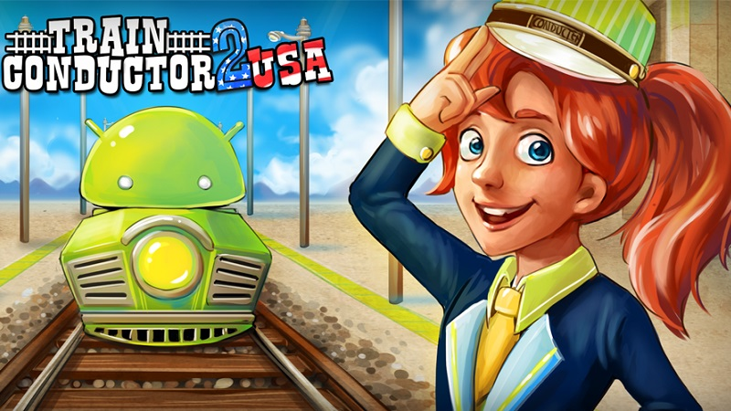 Hình ảnh trong game Train Conductor 2: USA