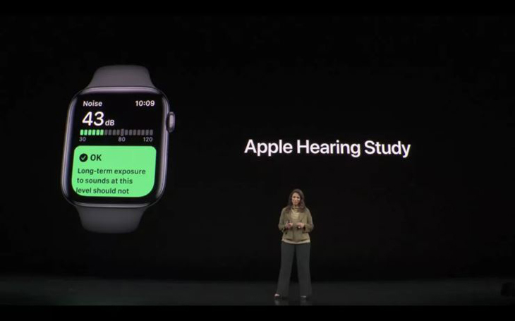 Nghiên cứu mới của Apple để phát triển tính năng chăm sóc sức khỏe người dùng