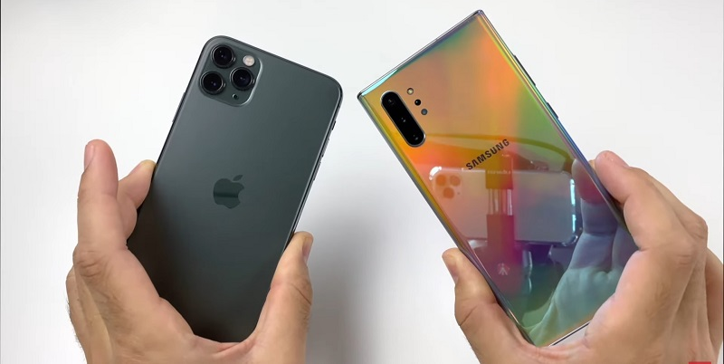 Note 10+ vs iPhone 11 Pro Max