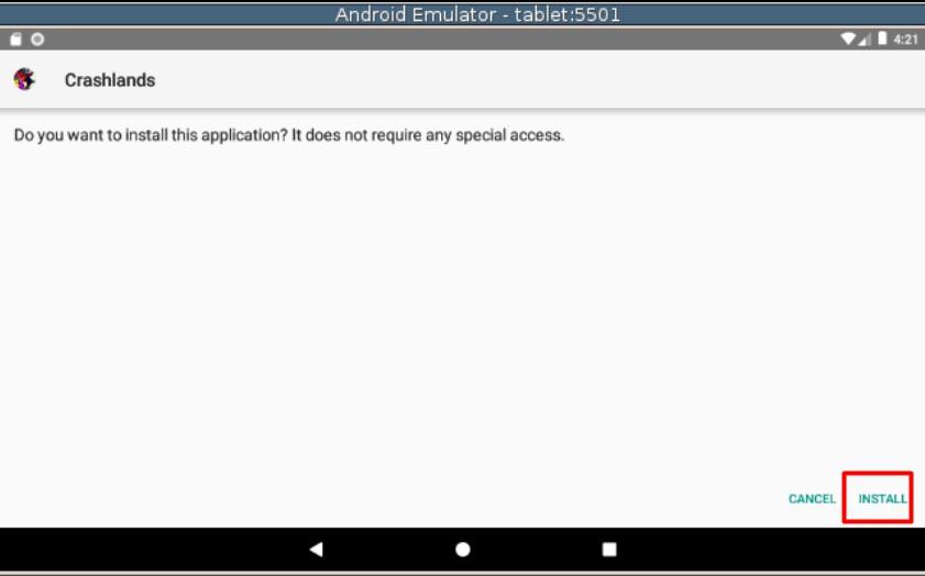 Hướng dẫn sử dụng giả lập Android không cần cài đặt         ứng dụng