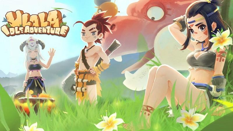 Hình ảnh trong game Ulala: Idle Adventure