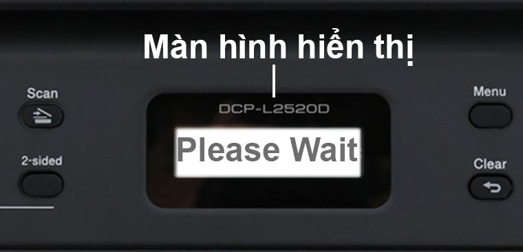 Lỗi Please Wait