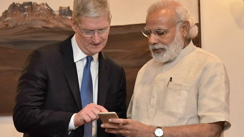 Apple và các nhà cung cấp chi thêm 1 tỷ USD để đẩy mạnh sản xuất tại Ấn Độ