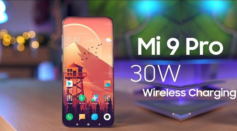 Xiaomi xác nhận Mi 9 Pro 5G sẽ có màn hình cong ấn tượng