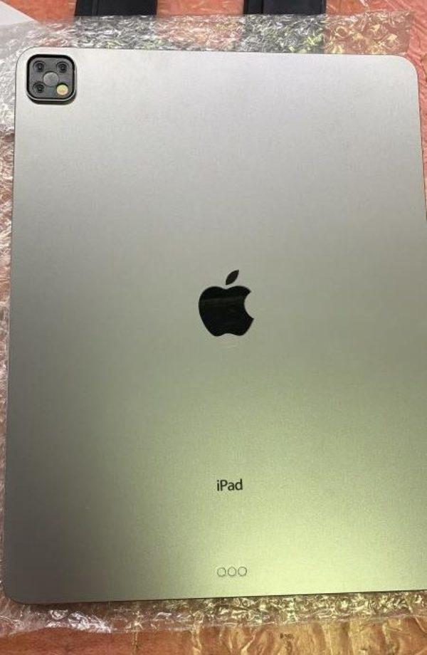 iPad Pro 3 camera