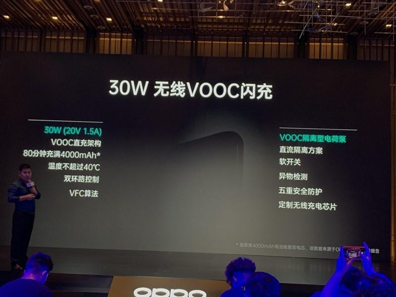 OPPO công bố sạc nhanh không dây VOOC 30 W, đối thủ của Mi Charge Turbo 30 W - ảnh 2