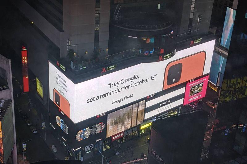 Google xác nhận Pixel 4 màu cam qua quảng cáo mới - ảnh 1