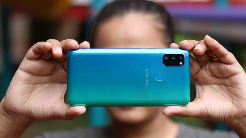 Samsung Galaxy M30s trình làng: Pin 6.000 mAh, 3 camera 48MP, giá 4.5 triệu
