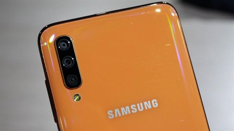 Thêm bằng chứng cho thấy Galaxy A70s sắp sửa trình làng