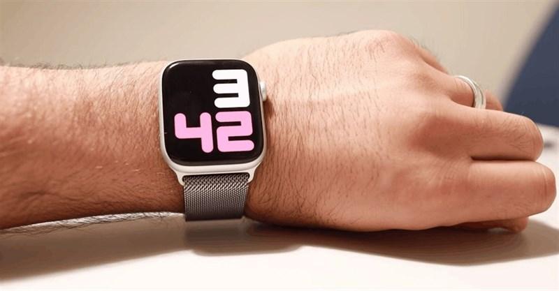 Apple Watch Series 5 dung vi xử lý như trên Watch Series 4