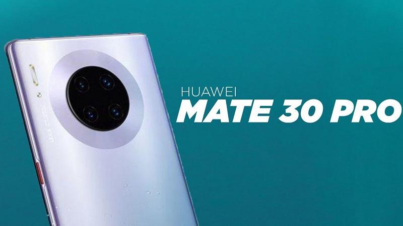 Huawei Mate 30 Pro lộ sạch cấu hình, thiết kế và màu sắc trước giờ ra mắt
