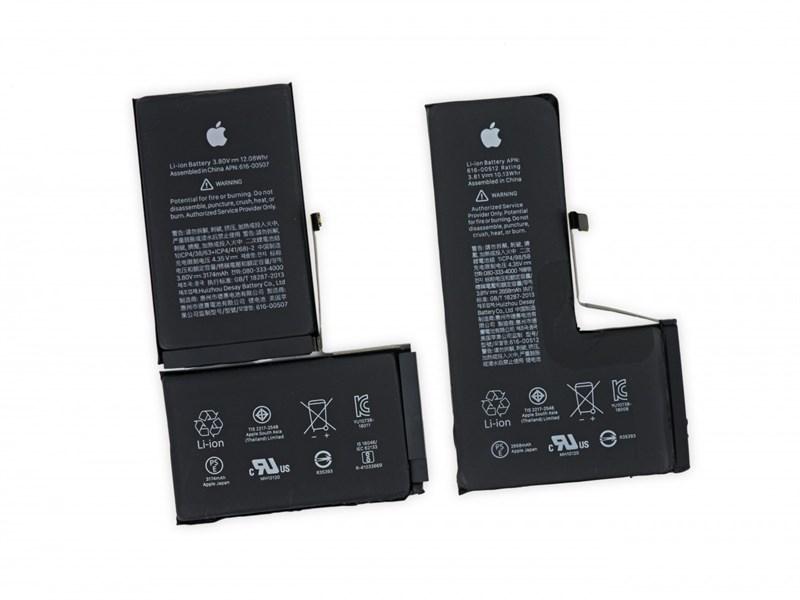 """'Mổ xẻ"""" iPhone 11 Pro Max, xác nhận có pin 4.000 mAh"""
