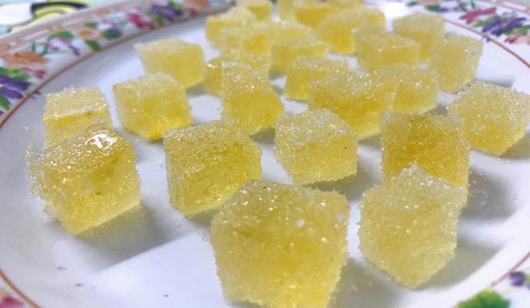 Cách làm kẹo dẻo bằng nước ép trái cây siêu dễ tại nhà