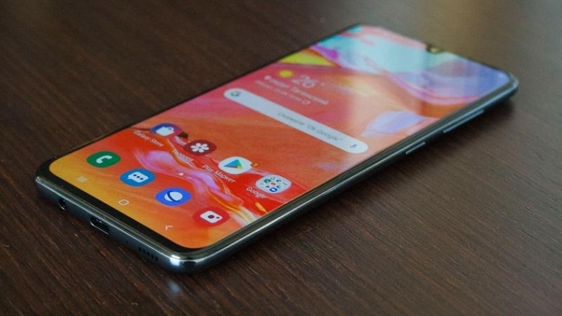 Samsung Galaxy A70s được TENAA xác nhận có màn hình 6.7 inch, pin 4.400 mAh - ảnh 1